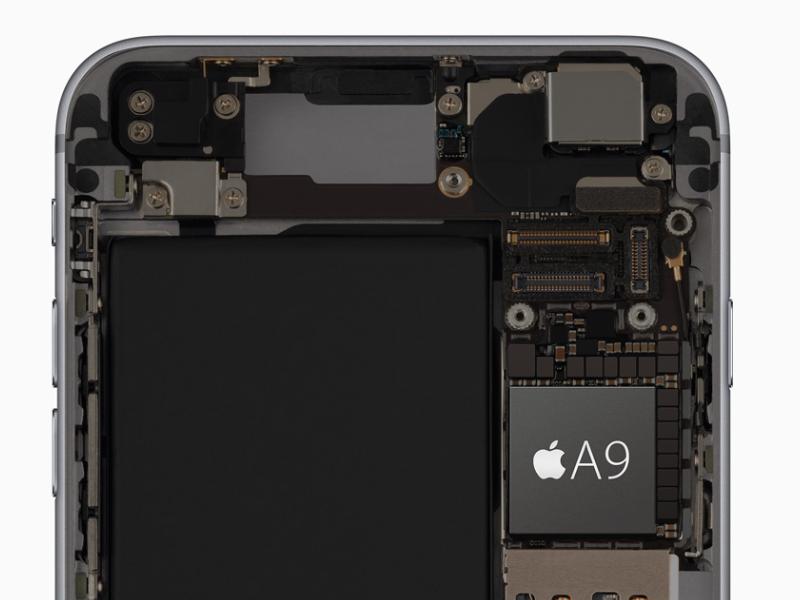Benchmark: Apples A9-Prozessor überholt CPUs von Qualcomm und Samsung