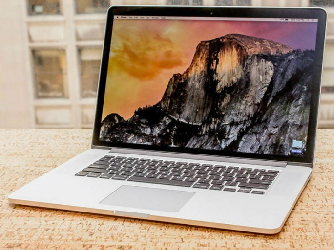 Apple MacBook Pro 15 2015 (Bild: CNET.com)
