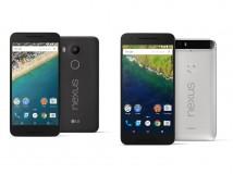 Google verkauft Nexus-Smartphones vorübergehend bis zu 100 Euro günstiger