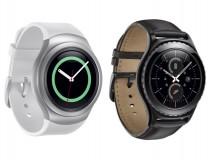 Rund und mit Tizen: Samsung stellt Gear S2 und Gear S2 Classic vor