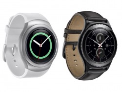 Tizen-Uhren Samsung Gear S2 und Gear S2 Classic (Bild: Samsung)