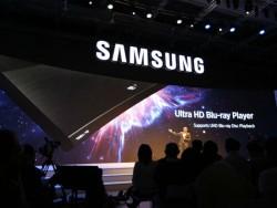 Der Samsung UBD-K8500 ist der erste Ultra-HD-fähige Blu-ray-Player (Bild: Andrew Hoyle/CNET).