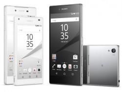 Sony verteilt Android 6.0 Marshmallow an das Xperia Z5 und Xperia Z5 Compact (links) sowie an das Xperia Z5 Premium (Bild: Sony).