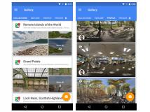 Google stellt Street View als eigenständige App bereit
