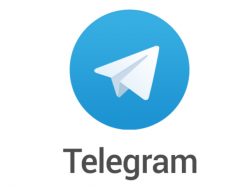 (Logo: Telegram)
