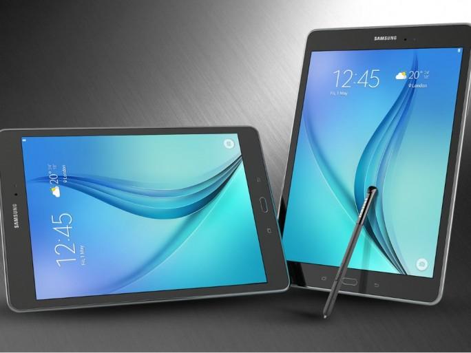 Galaxy Tab A mit S Pen (Bild: Samsung)