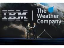 IBM erstellt mit Big Data hyperlokale Wetterberichte