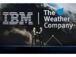 Die B2B-Sparte von The Weather Company gehört seit Herbst 2015 zu IBM (Bild: IBM)