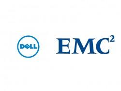 Logos von Dell und EMC (Grafik: Dell und EMC)
