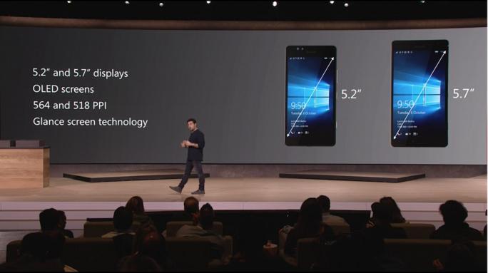 Lumia 950 und Lumia 950 XL (Bild: Microsoft)