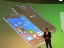 Windows-Smartphone Acer Jade Primo unterstützt Continuum