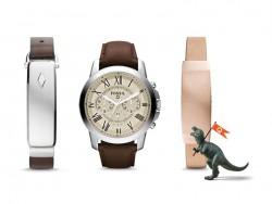 Von links: Q Reveler, Q Grant und Q Dreamer (Bild: Fossil)