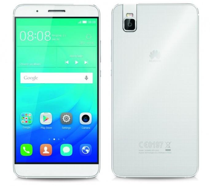 Das in China schon länger erhältliche Honor 7i kommt Anfang November als ShotX nach Deutschland (Bild: Huawei).
