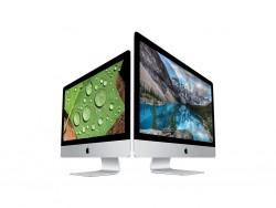 iMac 21 und 27 Zoll, 2015 (Bild: Apple)