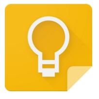Icon von Google Notizen (Bild: Google)