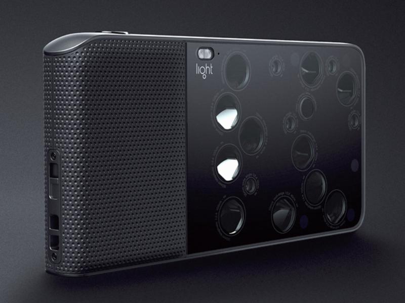 Light L16: Kompaktkamera mit 16 Objektiven