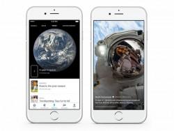 Twitter Moments in der iOS-App (Bild: Twitter)