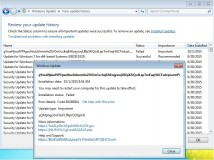Microsoft veröffentlicht versehentlich Test-Update