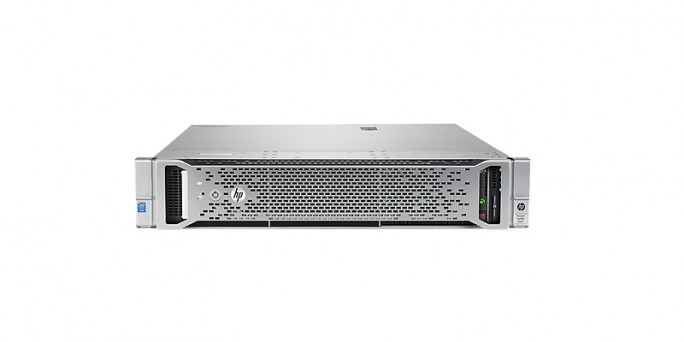 HPE ProLiant DL380 Gen9 Server (Bild: Hewlett Packard Enterprise)