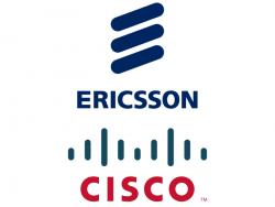 Ericsson und Cisco haben eine strategische Partnerschaft geschlossen (Bild: Ericsson/Cisco).