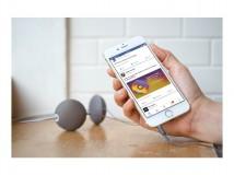 Facebook bettet Songs von Spotify und Apple Music ein