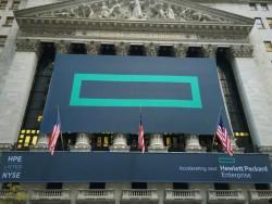 Ab heute ist Hewlett Packard Enterprise als eigenständiges Unternehmen am New York Stock Exchange gelistet (Bild: HPE).