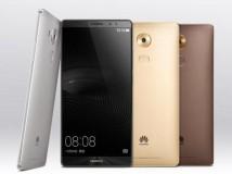 Huawei stellt 6-Zoll-Smartphone Mate 8 vor