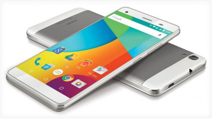 Android-One-Modell Pixel V1 (Bild: Lava Mobile)