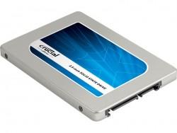 Die Crucial-BX200-SSDs gibt es in Kapazitäten von 240, 480 und 960 GByte (Bild: Micron).