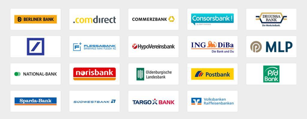 Sofortüberweisung Deutsche Bank