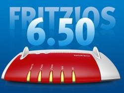 FritzOS 6.50 (Bild: AVM)