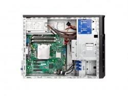 Beim Standalone-Server ProLiant ML30 Gen9 verweist HPE nicht zuletzt auf die gute Erweiterbarkeit (Bild: HPE).