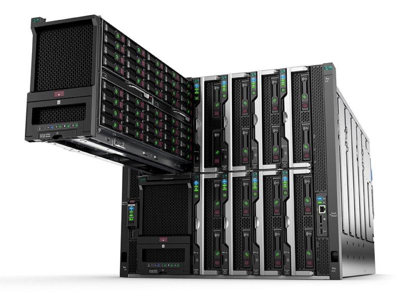 Cancom: HPE Synergy als Basis für das Rechenzentrum von morgen