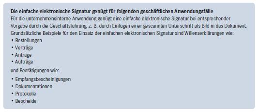 E-Signature Übersicht (Bild: Adobe Systems)