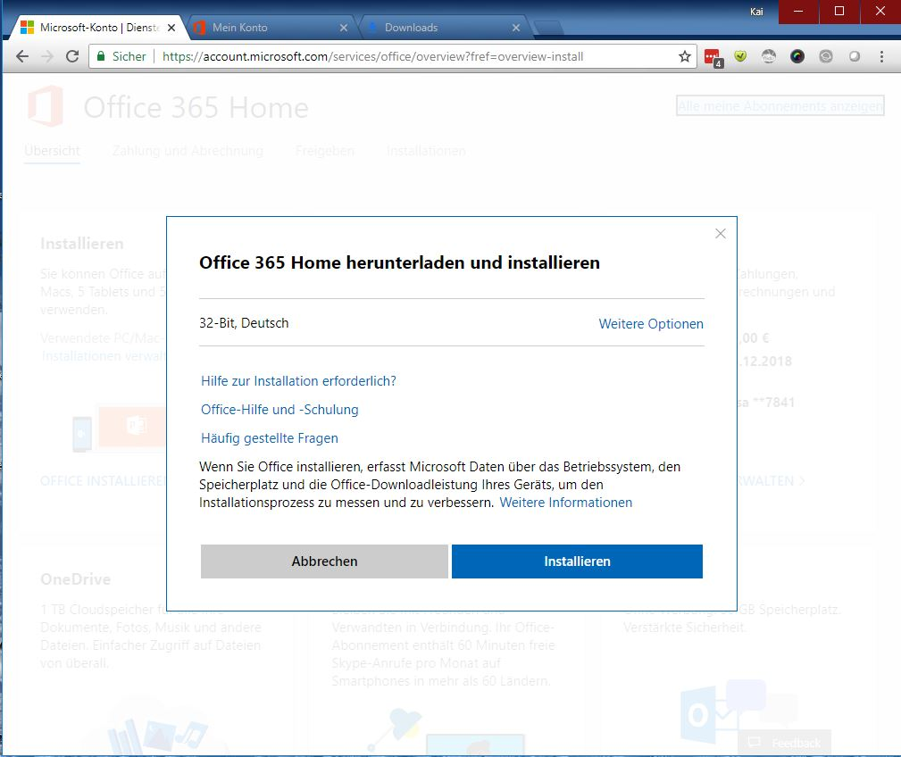 Office 365: Offline-Installer herunterladen | ZDNet de