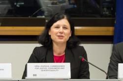 EU-Justizkommissarin Vĕra Jourová (Bild: EU /Creemers Lieven)