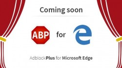 Ankündigung Adblock Plus für Edge (Screenshot: The Walking Cat)