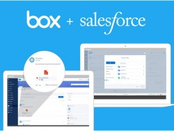 Kooperation Box und Salesforce (Bild: Box)