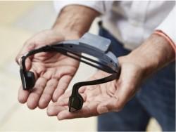 Headset für Sehbehinderte (Bild: Cities Unlocked)