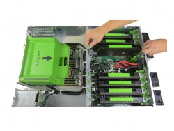 "Facebooks KI-Server ""Big Sur"" auf Basis von Nvidia-GPUs (Bild: Facebook)"