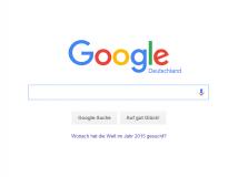Bericht: US-Kartelluntersuchung nimmt Google Suche ins Visier