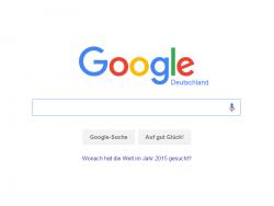 Google Suche (Screenshot: ZDNet.de)