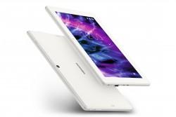 Das Medion Lifetab P10356 kommt mit 10,1 Zoll großem Full-HD+-Screen und Android 5.0 Lollipop als Betriebssystem (Bild: Aldi).