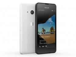 Das Lumia 550 wird in Kürze in Deutschland erhältlich sein (Bild: Microsoft).