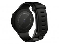 Auf der Rückseite sitzt ein Herzfrequenzmesser (Bild: Motorola).
