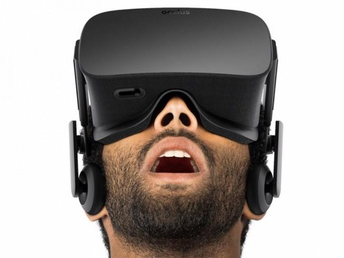 Im Gegensatz zu Oculus Rift soll die kommende VR-Brille der Facebook-Tochter Oculus VR ohne eine Verbindung zu einem PC auskommen (Bild: Oculus VR)