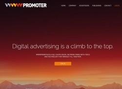 Der Werbeplatz wurde über WWWPromoter ersteigert (Screenshot: ZDNet.de).