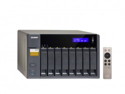 Die TS-x53A unterstützt sowohl Qnaps Betriebssystem QTS als auch Linux (Bild: Qnap).
