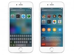 Siri-Suchvorschläge (Bild: Apple)