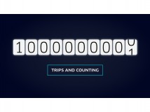 Uber meldet eine Milliarde Fahrten